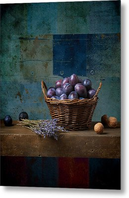 Campagnard - Rustic - S01obv Metal Print by Variance Collections