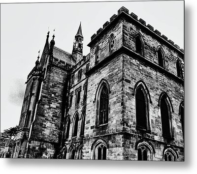 Can You Hear Me Metal Print by Doc Braham