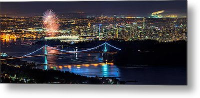 Canada Day 2013 Metal Print by Alexis Birkill