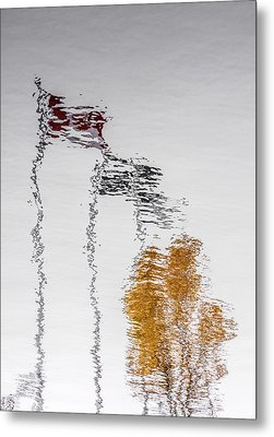 Canada - Quebec - Autumn Metal Print by Arkady Kunysz