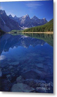 Canadian Scenic Beauty Metal Print by Art Wolfe