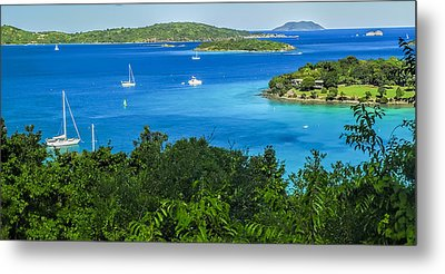 Caneel Bay Metal Print by Gordon Engebretson