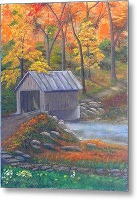 Caney Creek Metal Print