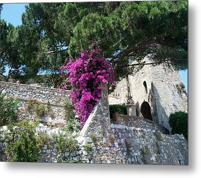 Cannes French Riviera I Metal Print by Shesh Tantry