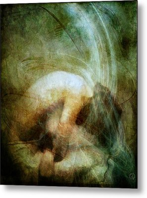 Cannot See Her Own Light Metal Print by Gun Legler