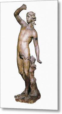 Canova, Antonio 1757-1822. Apollo. End Metal Print by Everett