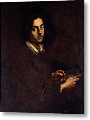 Cantarini Simone Known As Il Pesarese Metal Print by Everett