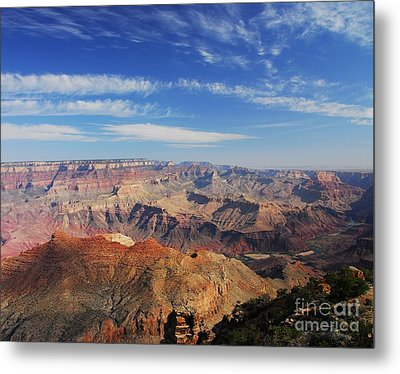 Canyon Colors 1 Metal Print by Mel Steinhauer