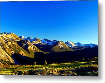 Metal Print featuring the photograph Canyon Creek  by Kevin Bone