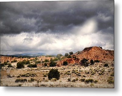 Canyon Moves Metal Print by Diana Angstadt