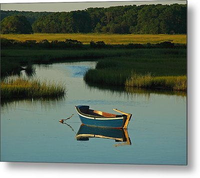 Cape Cod Quietude Metal Print by Juergen Roth