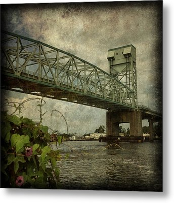 Cape Fear Morning Glory Metal Print by Dorian Hill