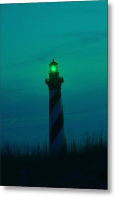 Cape Hatteras Lighthouse 2014 36 Metal Print