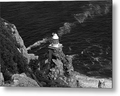 Cape Lighthouse Metal Print by Aidan Moran