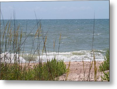 Cape Lookout National Seashore 2 Metal Print