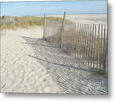 Cape May Metal Print by Bev Conover