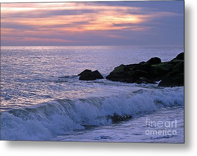 Cape May Sunset Metal Print