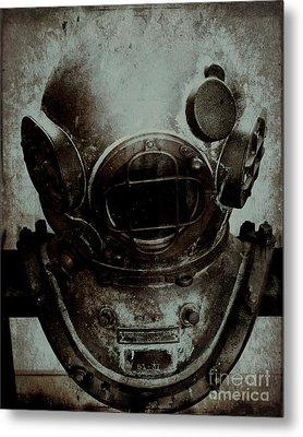 Captain Nemo Metal Print by Sharon Coty