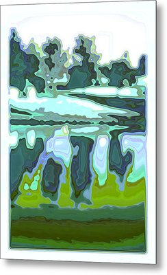 Captivate Metal Print by Tom Druin