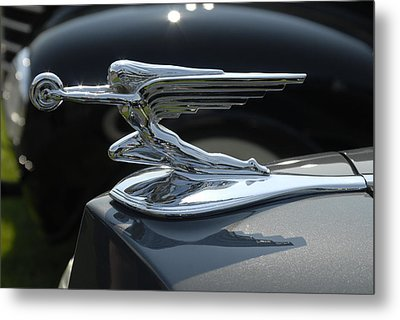 Metal Print featuring the photograph Car Hood 1 by Craig Perry-Ollila
