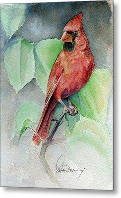 Cardinal #1 Metal Print