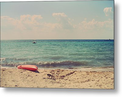 Carefree Metal Print by Laurie Search
