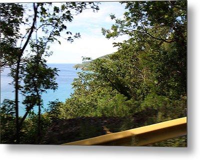 Caribbean Cruise - St Thomas - 1212115 Metal Print by DC Photographer
