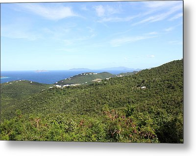 Caribbean Cruise - St Thomas - 1212237 Metal Print