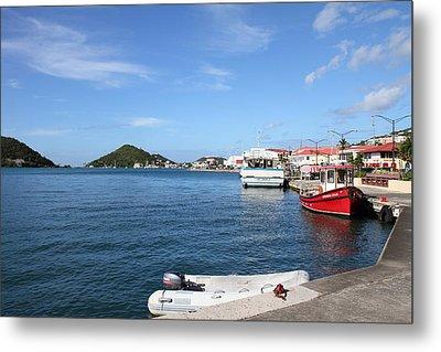 Caribbean Cruise - St Thomas - 121236 Metal Print by DC Photographer