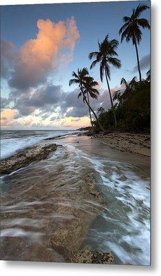 Caribbean Flow  Metal Print