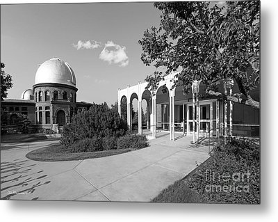 Carleton College Goodsell Observatory Metal Print by University Icons