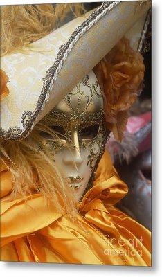 Carnevale Di Venezia 108 Metal Print
