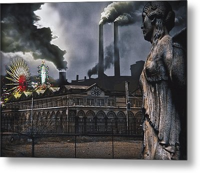 Carnival Metal Print by Larry Butterworth