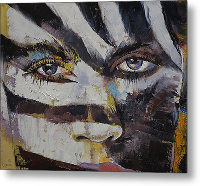 Carnival Metal Print by Michael Creese