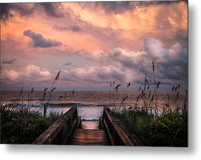 Carolina Dreams Metal Print by Karen Wiles