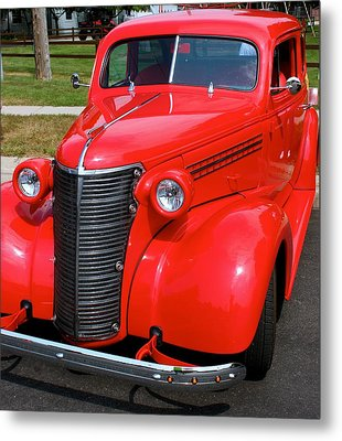 Cars Metal Print by Tiffany Erdman