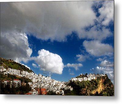 Casares In March Metal Print