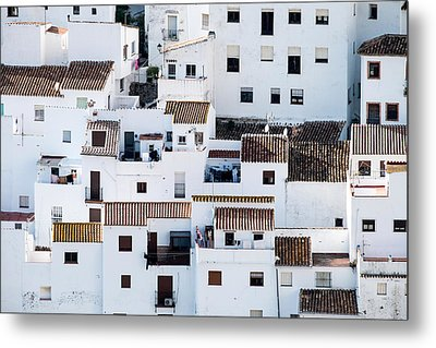Casares-on-sunday Metal Print