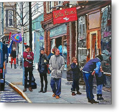 Casual Observer Metal Print by Kenneth Young