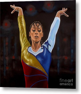 Catalina Ponor Metal Print by Paul Meijering