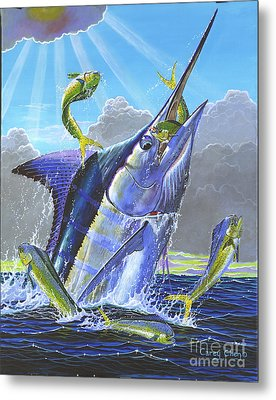 Catch Em Up Off0029 Metal Print