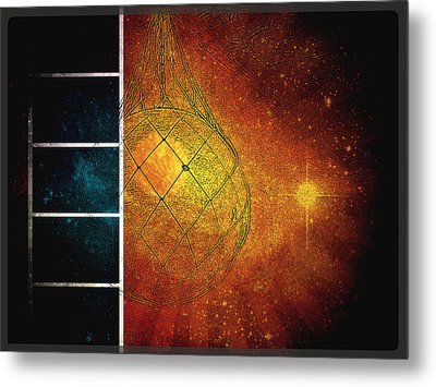 Catching Stars Metal Print by Sherry Dee Flaker