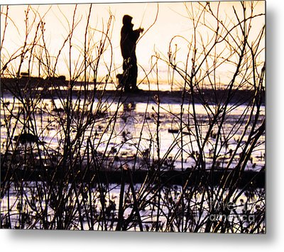 Metal Print featuring the photograph Catching The Sunrise by Robyn King