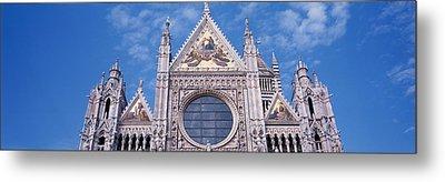 Catedrale Di Santa Maria, Sienna, Italy Metal Print by Panoramic Images