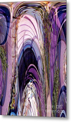 Cathedral 1 Metal Print by Ursula Freer