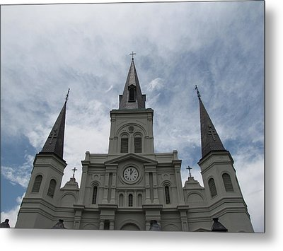 Metal Print featuring the photograph Cathedral I by Beth Vincent