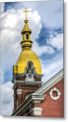 Cathedral Of The Immaculate Conception Metal Print