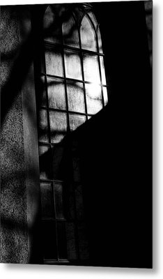 Cathedral Windows  Metal Print by Tommytechno Sweden