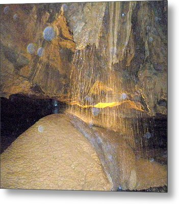 Cave Metal Print by Denny Casto