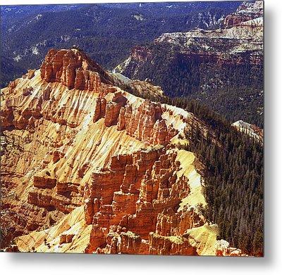 Cedar Breaks Utah Metal Print by Rich Franco